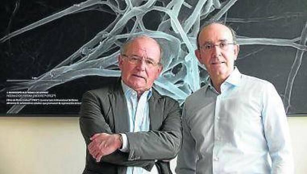 Eduardo Anitua entrevistado por Eugenio Ibarzabal en Deia