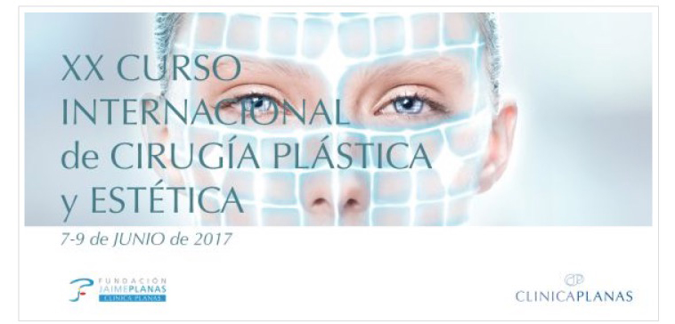 Eduardo Anitua takes part in the XX International Course in Plastic and Aesthetic Surgery, held by Clinica Planas