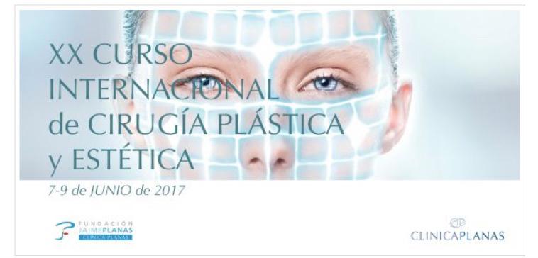 Eduardo Anitua participa en el XX Curso Internacional de Cirugía Plástica y Estética organizado por Clínica Planas