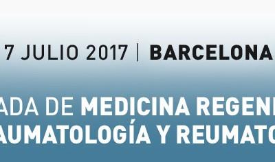 Eduardo Anitua participa en la Segunda Jornada de Medicina Regenerativa en Traumatología y Reumatología en Barcelona