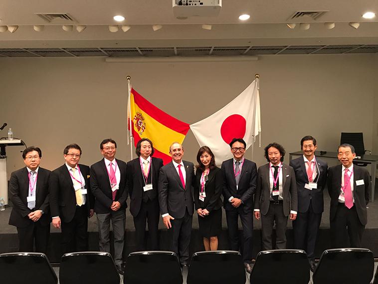Eduardo Anitua en USA y Japón