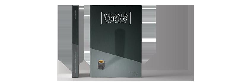 Implantes cortos, nuevo libro de Eduardo Anitua