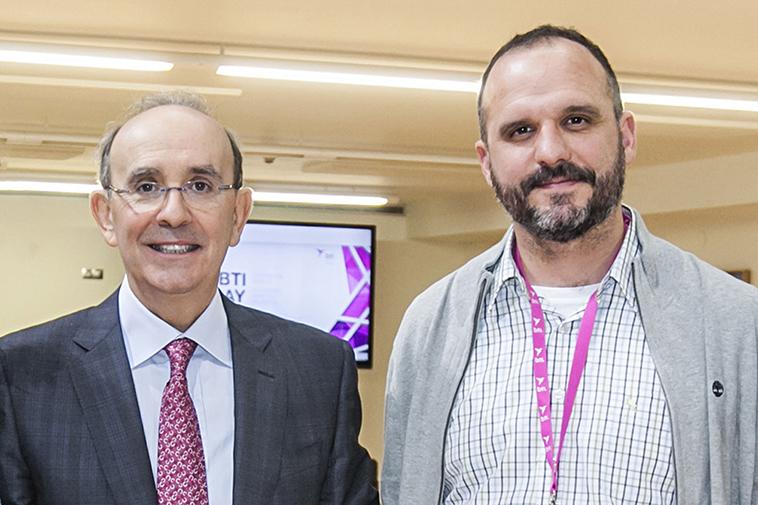 "Exploración e Investigación, ¿dos caras de la misma moneda?"", un diálogo entre Miguel Gutiérrez-Garitano y Eduardo Anitua"