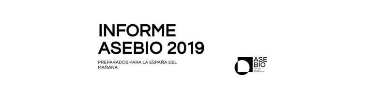 Artículo de Eduardo Anitua en el Informe AseBio 2019